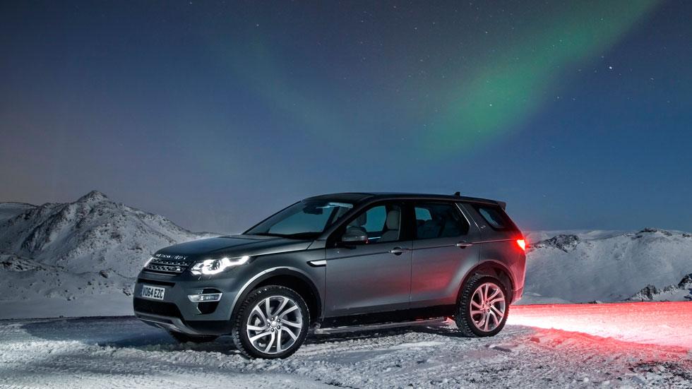 Primera prueba: Land Rover Discovery Sport, aventurero