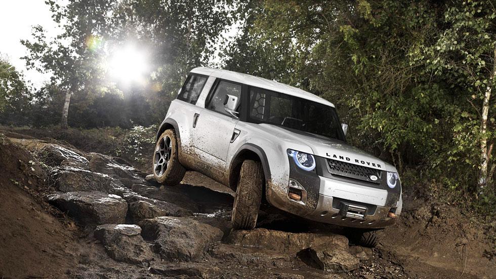 Land Rover Landy, ¿nuevo SUV urbano?