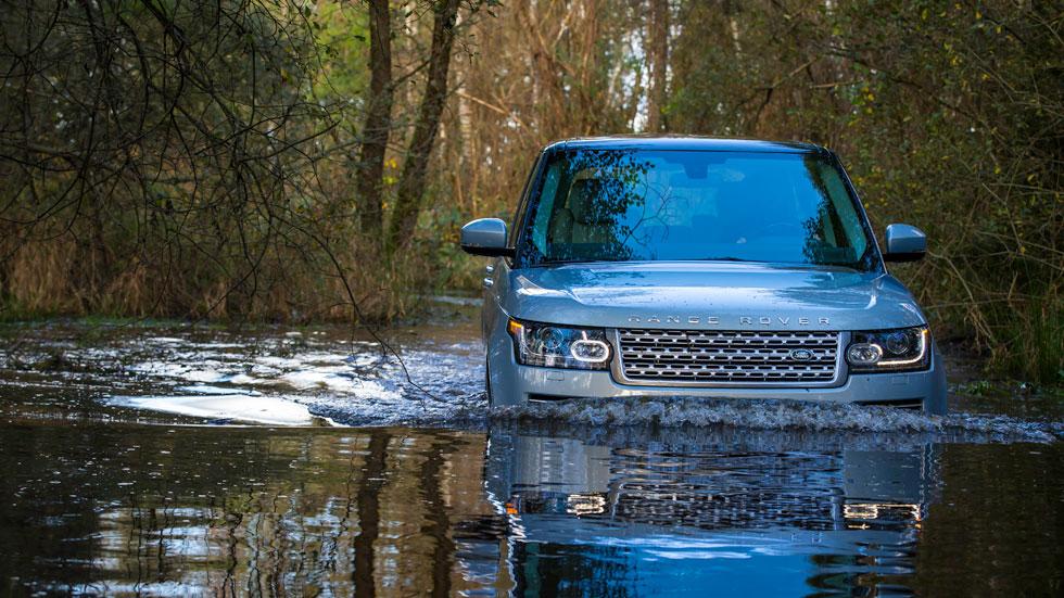 Contacto: Range Rover Hybrid, eficiencia Premium