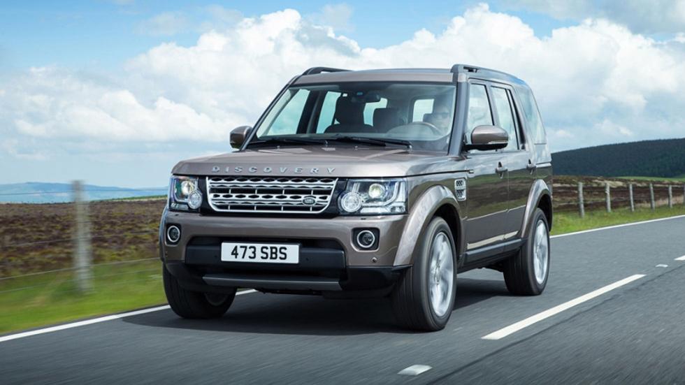 Land Rover sortea un viaje al espacio