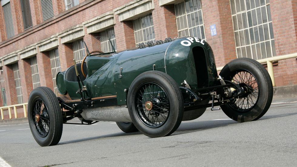Las '4 válvulas por cilindro' cumplen 100 años en Opel