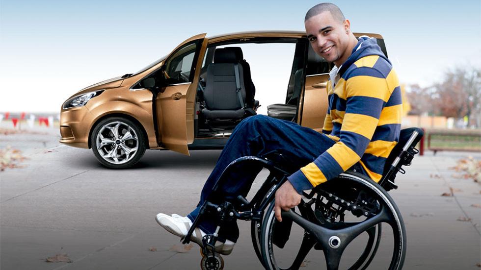 Las personas con discapacidad podrán probar el coche antes de comprarlo