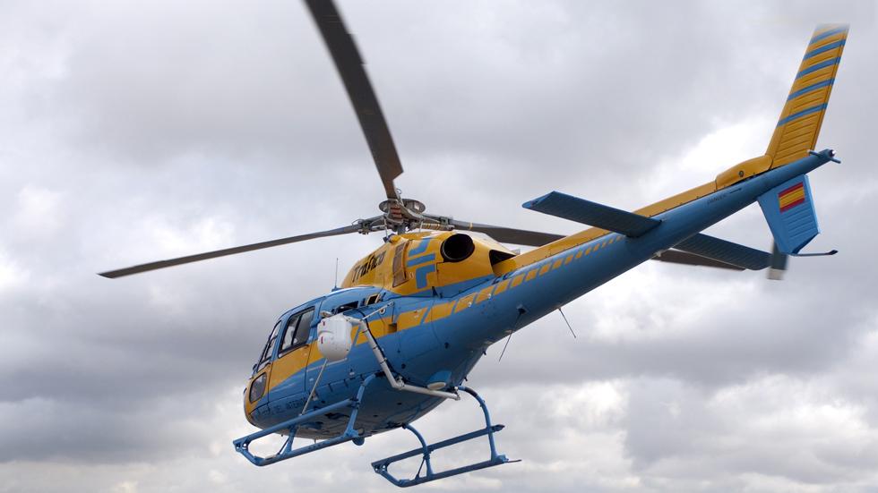 Las últimas 'pilladas' de los helicópteros de la DGT