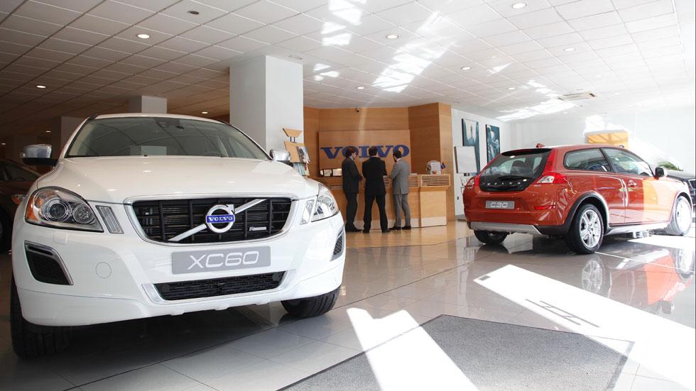 Las ventas de coches se disparan en noviembre