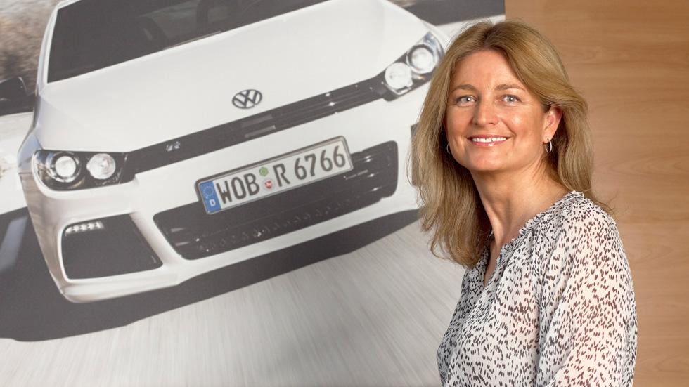 Laura Ros, nueva directora de VW España