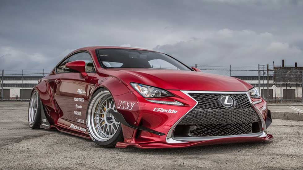 Lexus apuesta por conceptos rompedores en Las Vegas
