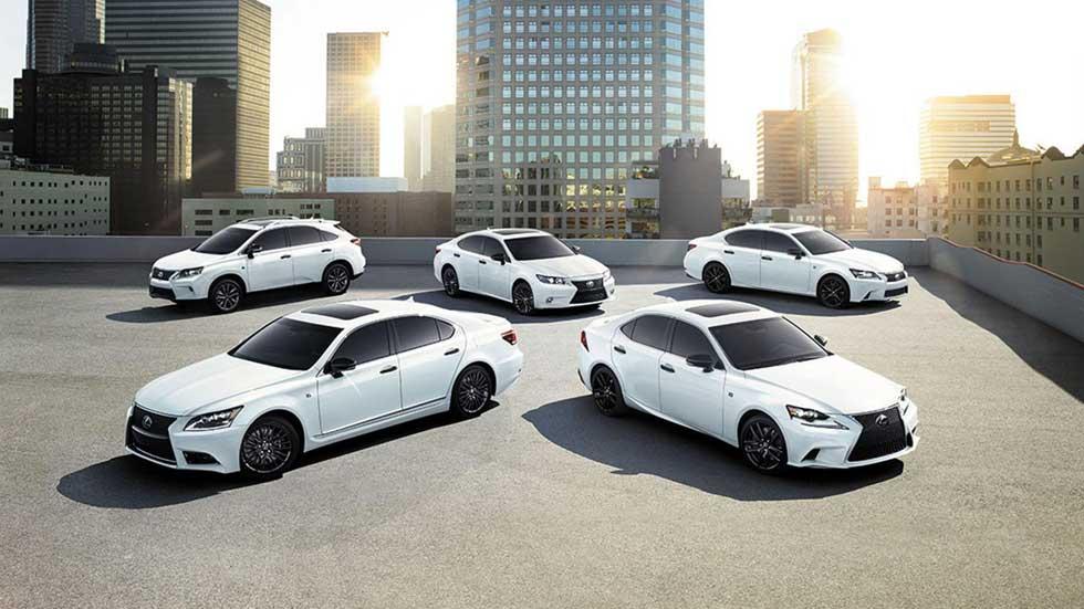 Lexus Crafted Line, la elegancia del 'hecho a mano'