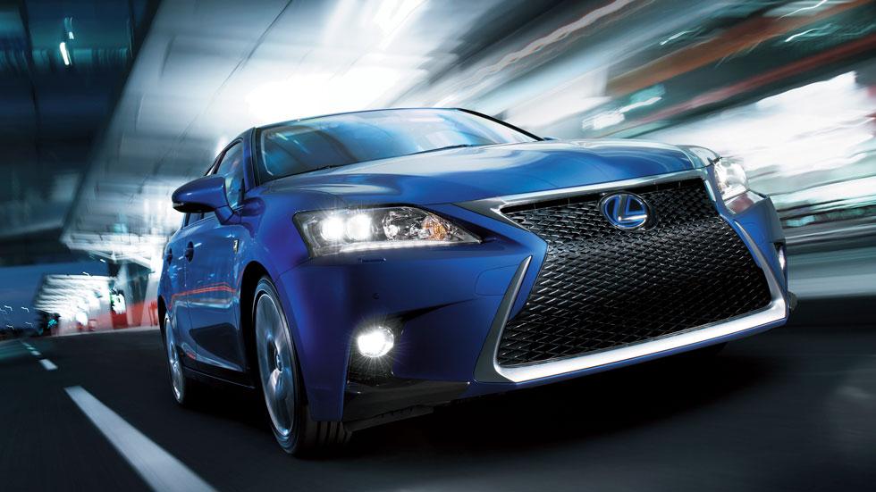 El híbrido Lexus CT 200h 2014 ya se puede reservar