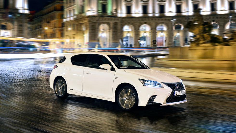 Contacto: Lexus CT 200h, mejorando lo presente