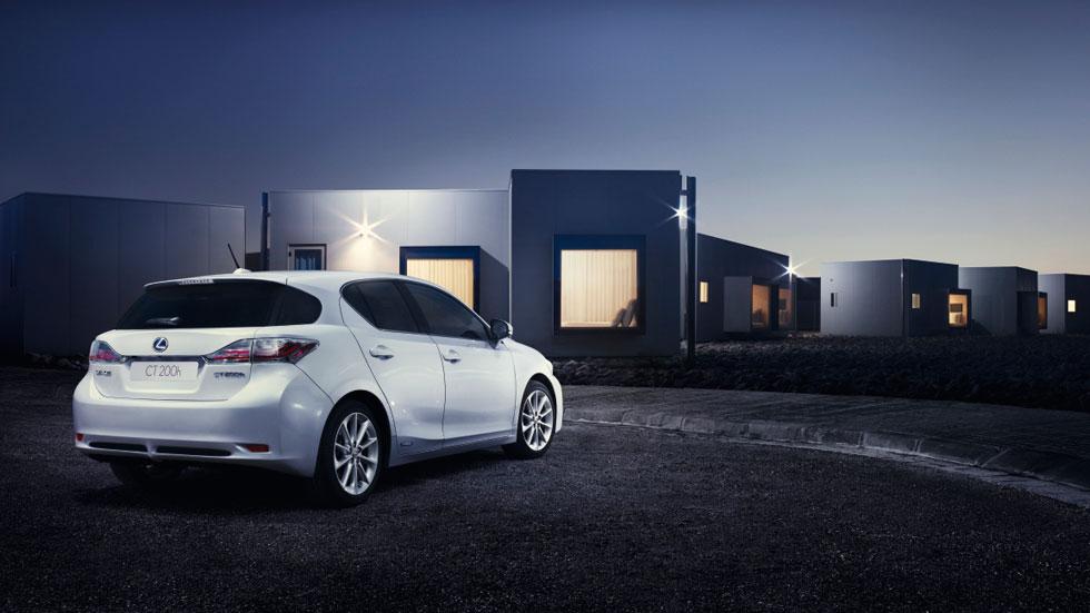 Lexus CT 200h Move On White Edition: para que no te pierdas