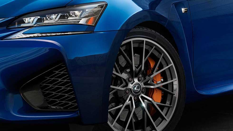 Lexus F, una nueva versión deportiva para la gama