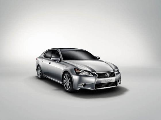 Lexus GS 250, a la venta en España desde 59.600 euros