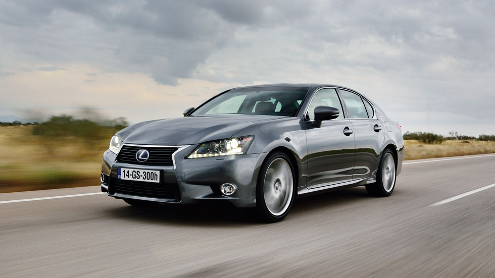 Contacto: Lexus GS 300h, anti-Diesel