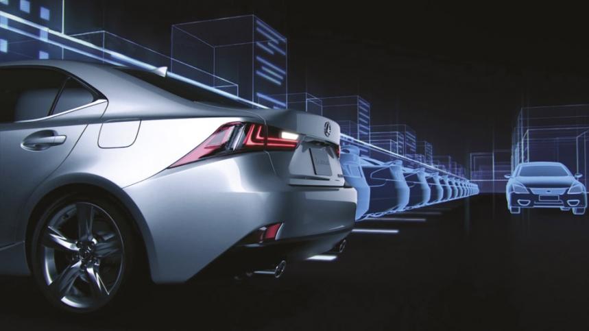 Lexus IS 300h, Mazda6 y Toyota Corolla, cinco estrellas EuroNCAP