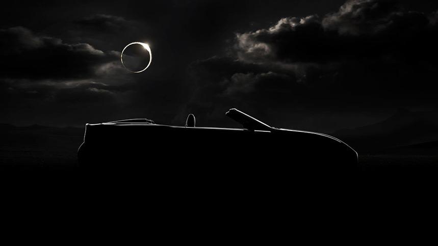 Lexus LF-C2 Concept, a escena un nuevo cabrio deportivo