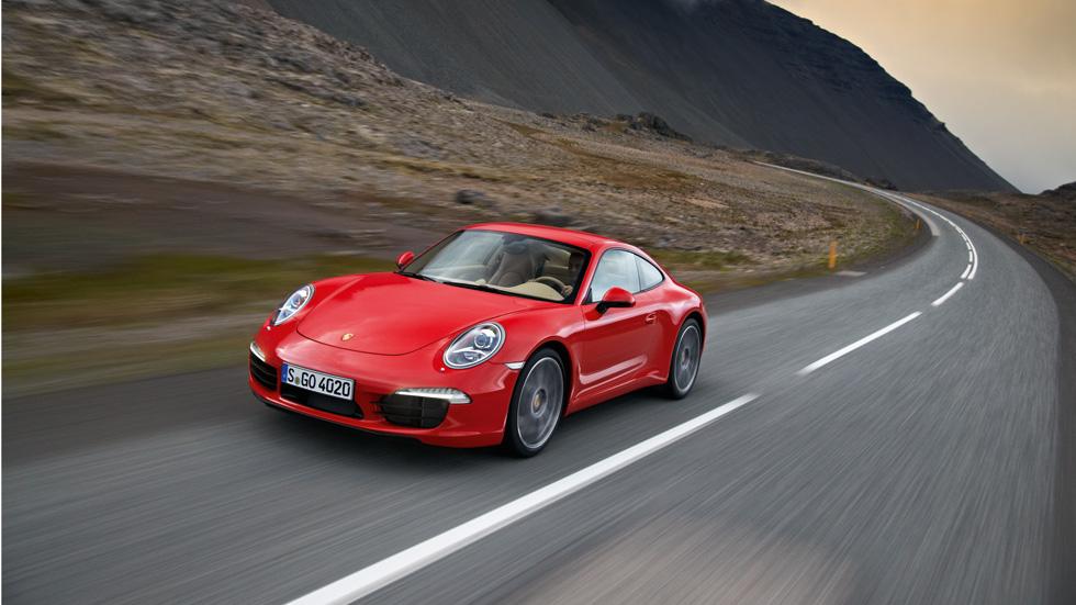 Lexus LS y Porsche, los más fiables en EE.UU., según J.D. Power