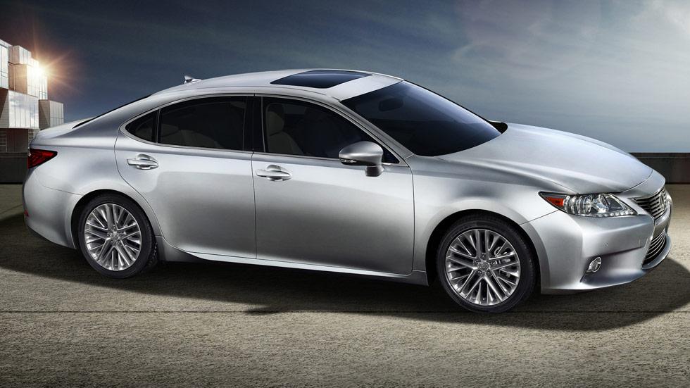 Los Lexus son los coches más fiables en Estados Unidos