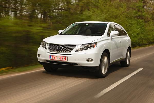 Lexus, la mejor marca del mercado para Consumer Reports