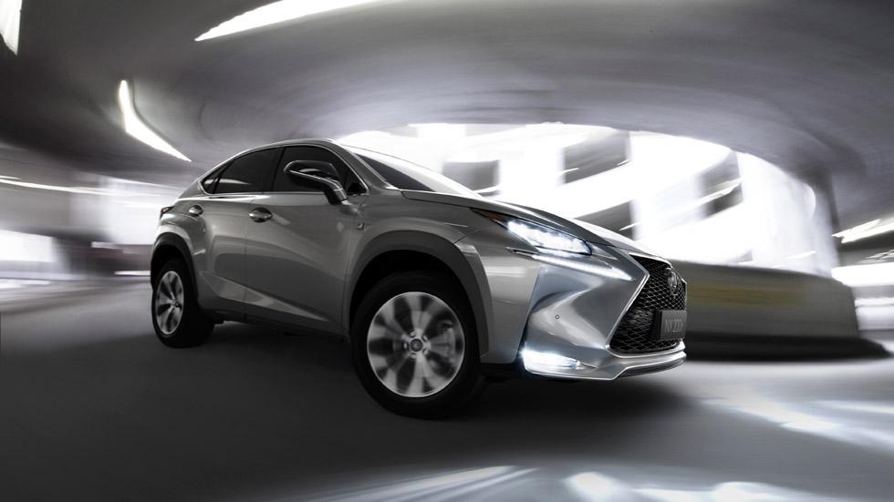 Nuevo Lexus NX, éstos serán sus motores