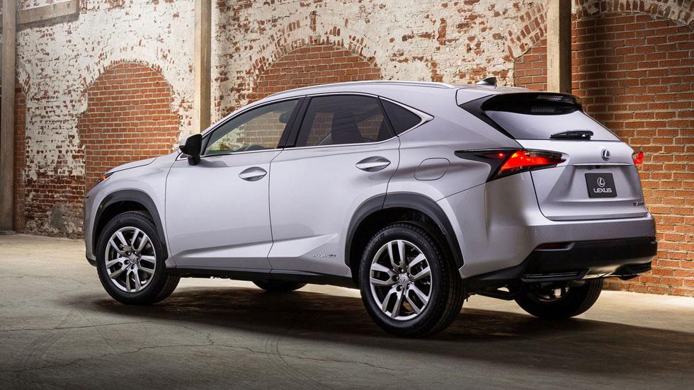 Precios del Lexus NX, el SUV compacto de la marca