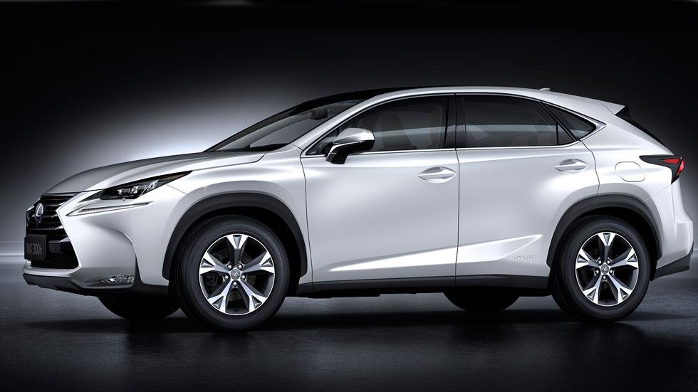 Lexus redescubre los SUV con el NX