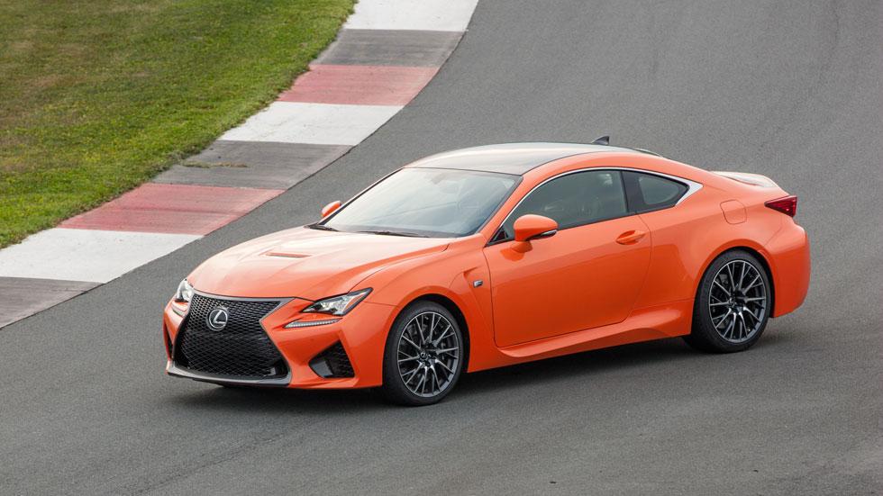Primera prueba: Lexus RC F, sin complejos