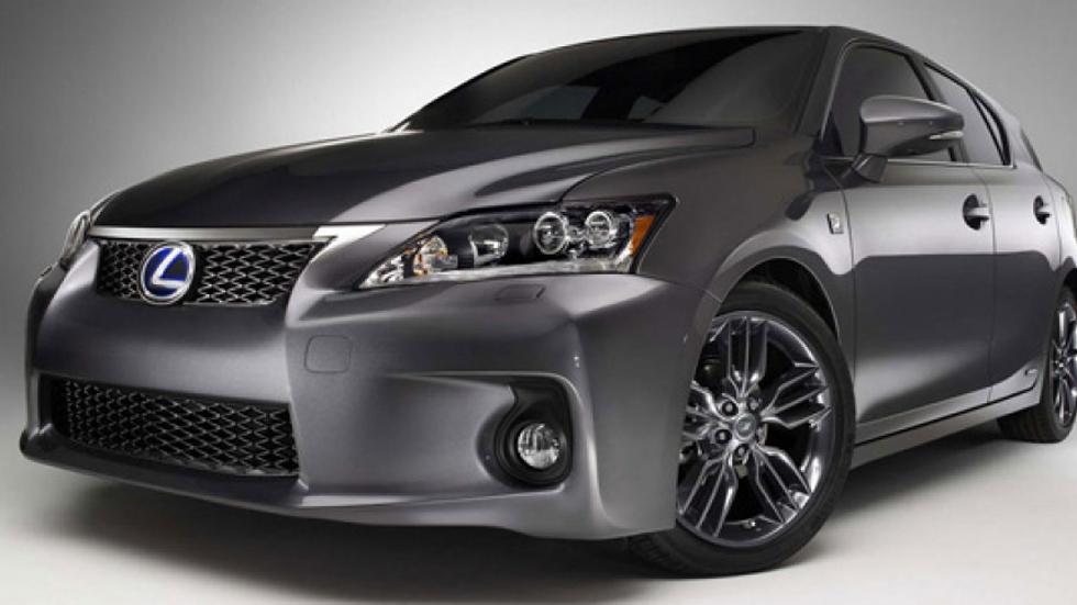 Lexus revisará 1.909 coches por posible fallo en el tubo de combustible