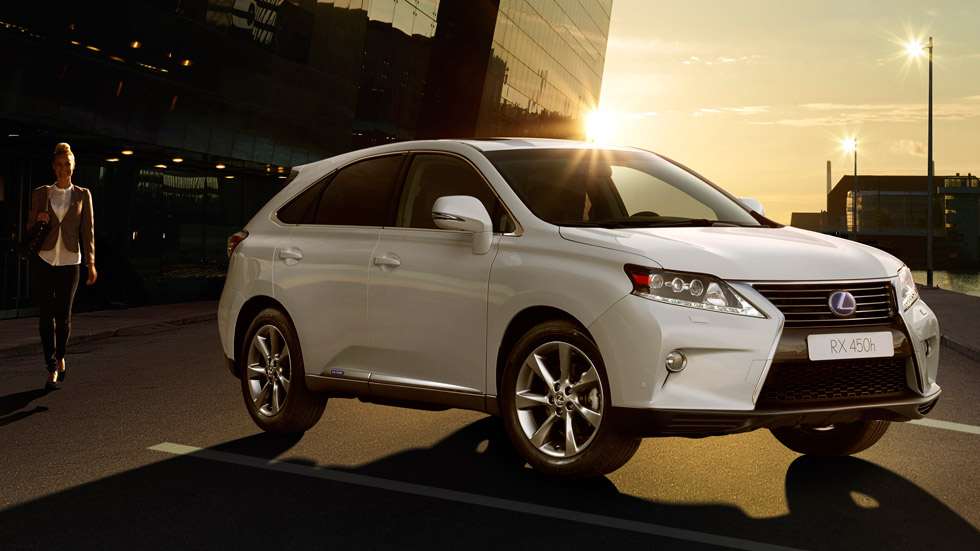Lexus RX 450h Aniversario, cumpleaños a todo lujo