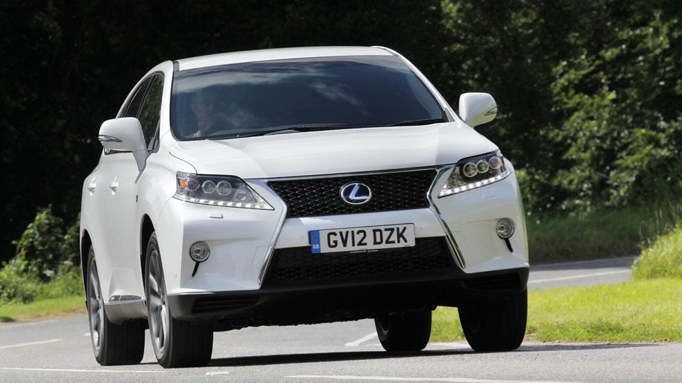 Lexus RX 450h, disfruta de este híbrido por 450 euros al mes