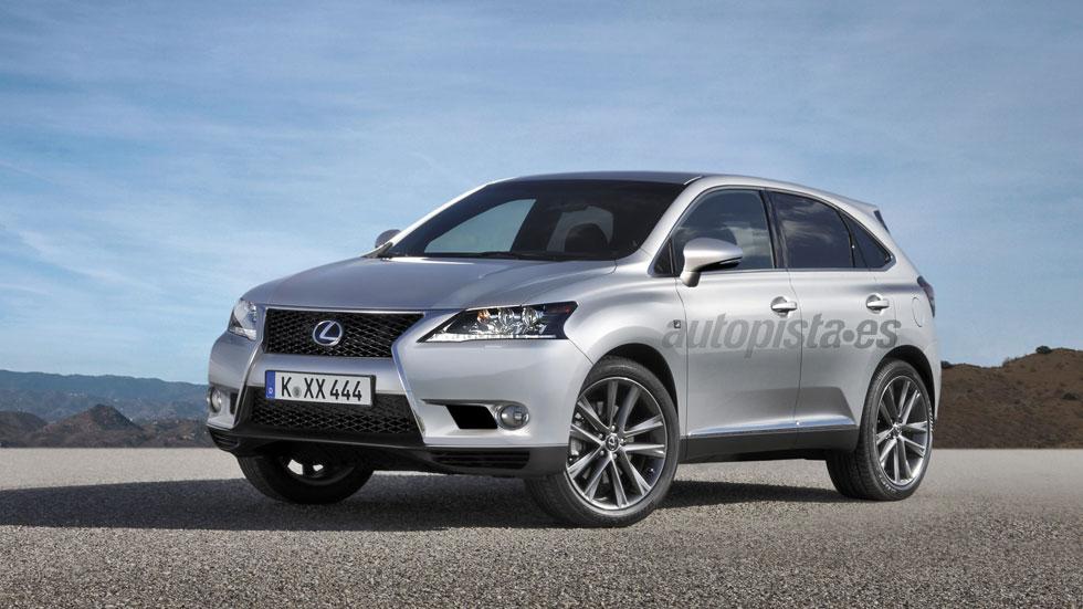 Lexus lanzará un rival para el Q3 y el X1