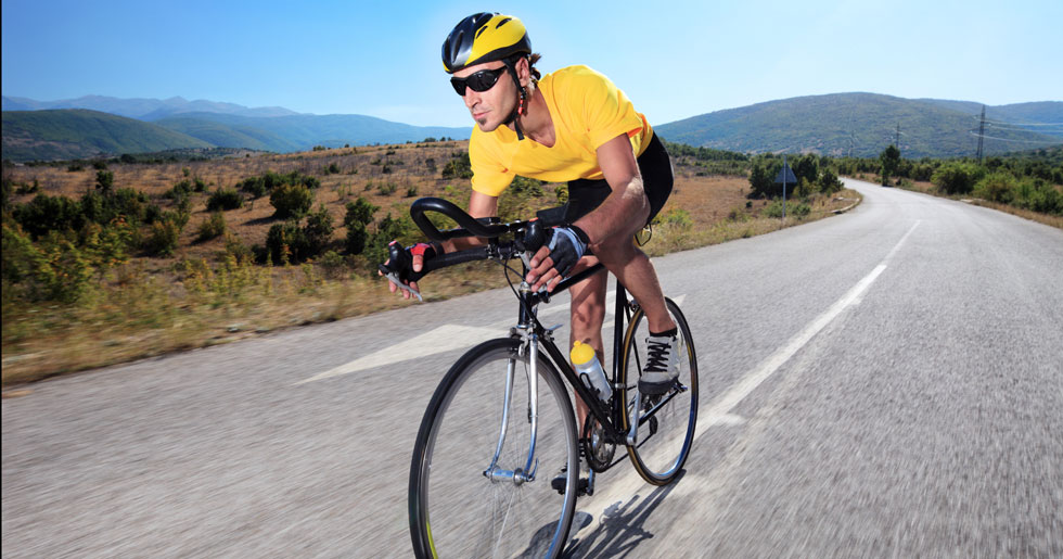 Obligaciones del ciclista en carretera