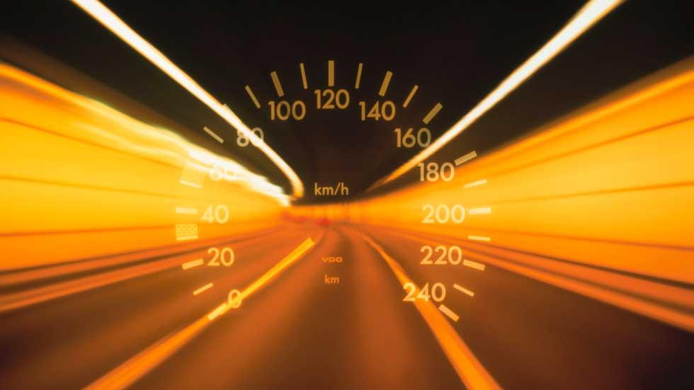 Nuevos límites de velocidad para empezar el año