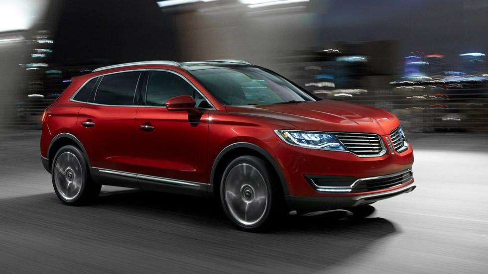 Lincoln MKX, lujo renovado para el SUV norteamericano