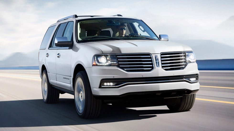 Lincoln Navigator 2015, un gran SUV cargado de lujo