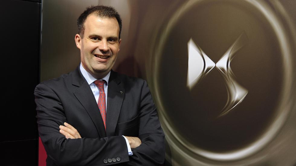 Linda Jackson, nueva directora general de Citroën, Yves Bonnefont, de DS