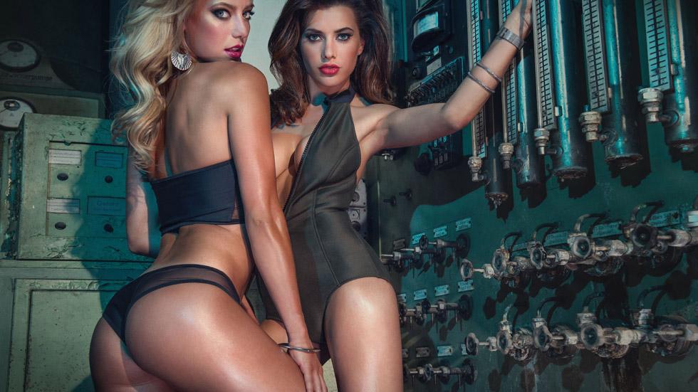 Ya está aquí el calendario erótico 2015 de Liqui Moly (vídeo)