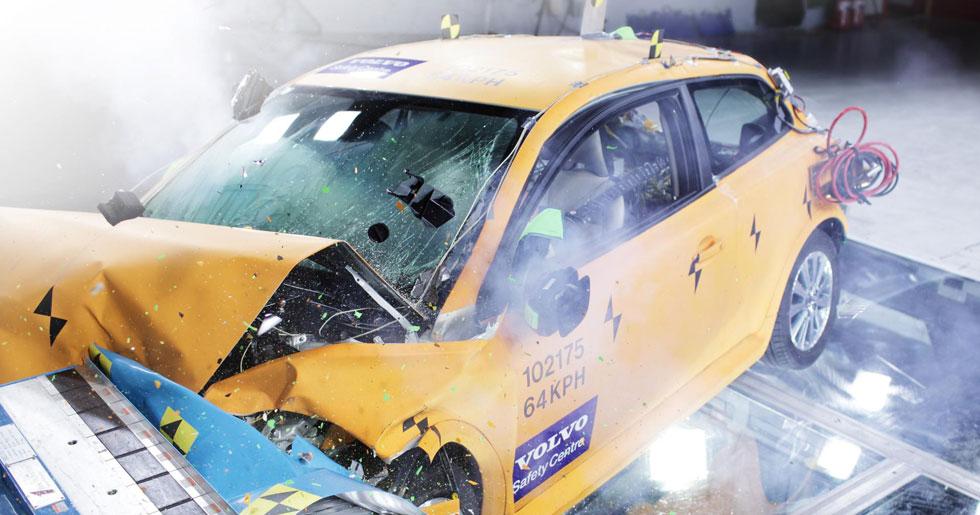 Llevar gafas no aumenta el riesgo de lesiones por airbag