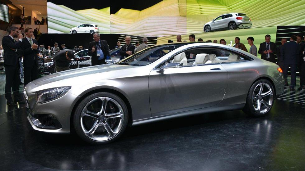 Los diez mejores coches de Frankfurt 2013
