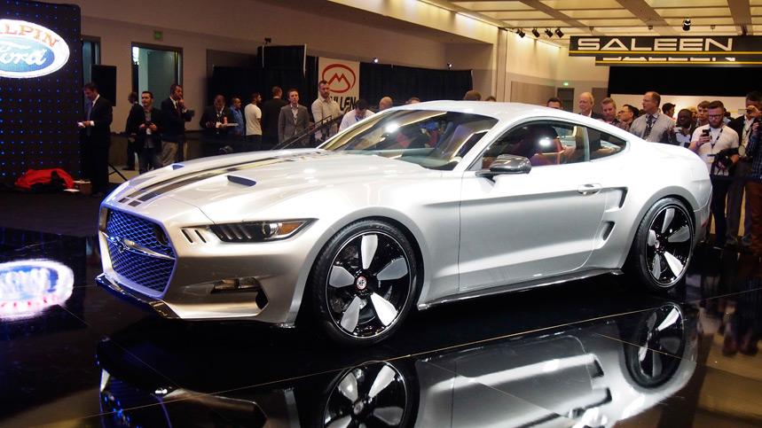 Los 10 mejores coches del Salón de Los Ángeles 2014