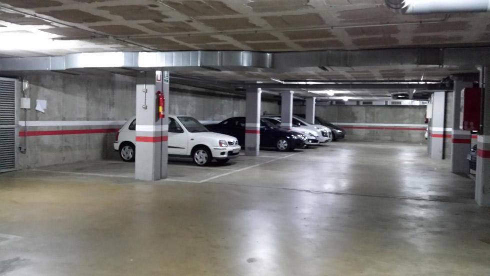Los aparcamientos españoles, 'aceptables' para los expertos