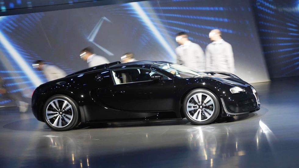 Los cinco coches más potentes de Frankfurt 2013