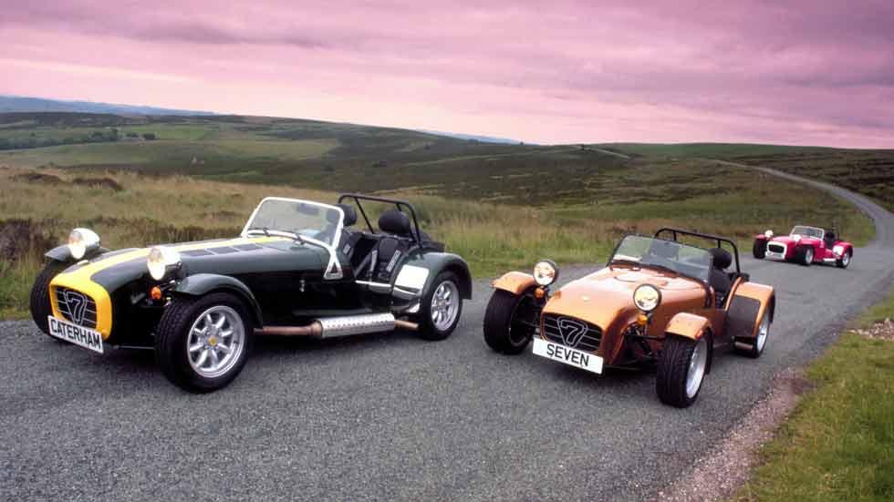 Los coches menos aerodinámicos de los últimos 75 años