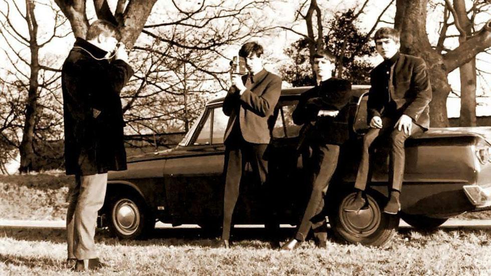 Los coches de los Beatles