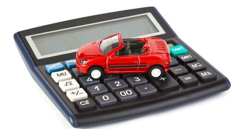 Los coches, más baratos que hace un año