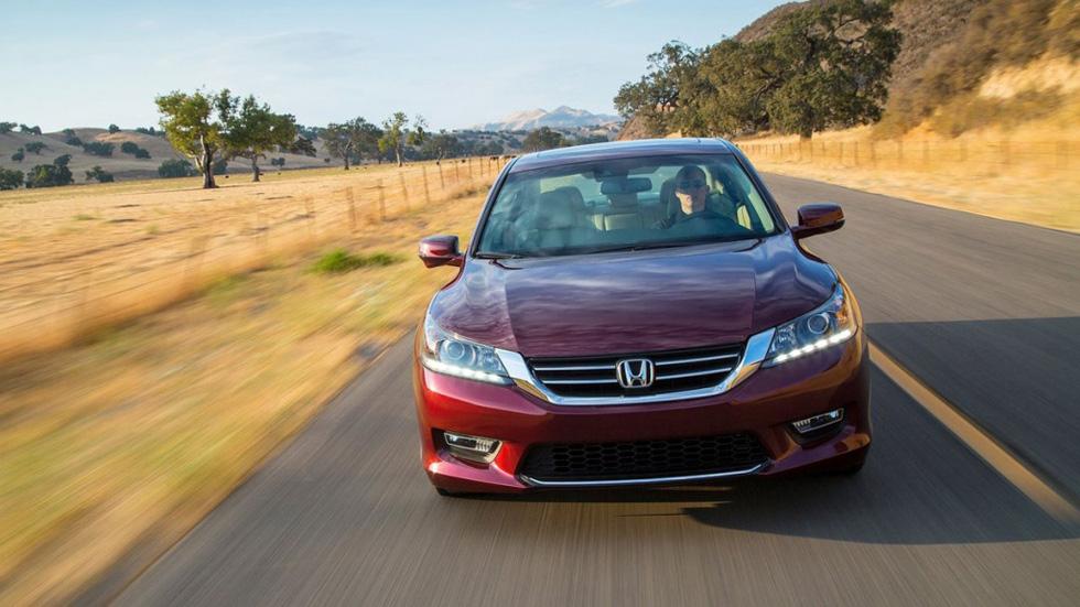 Los coches más seguros de Estados Unidos en 2013