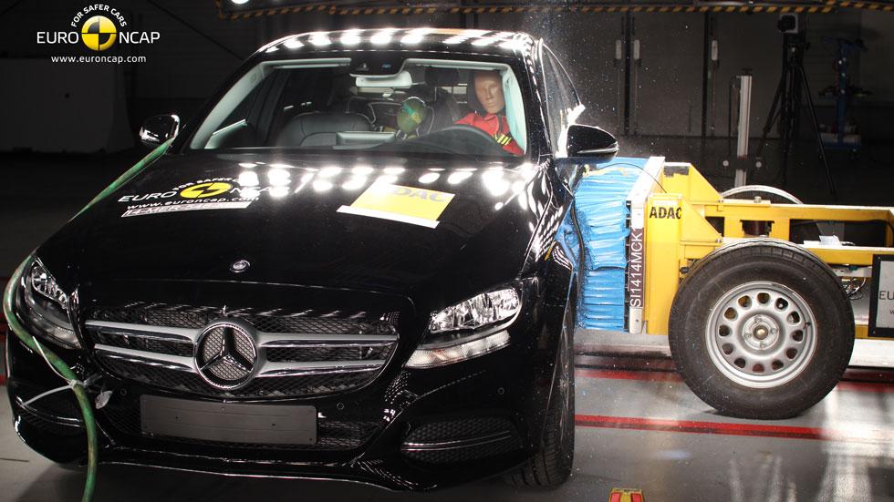 Los coches más seguros de 2014, según EuroNCAP