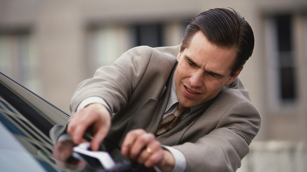 Los directivos, los conductores más multados