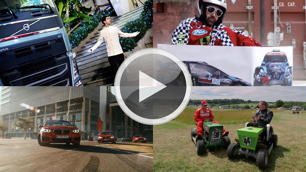 Los 10 mejores vídeos de motor en 2014