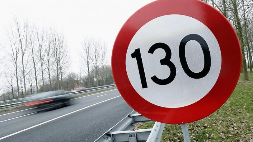 Los nuevos límites de velocidad, en otoño
