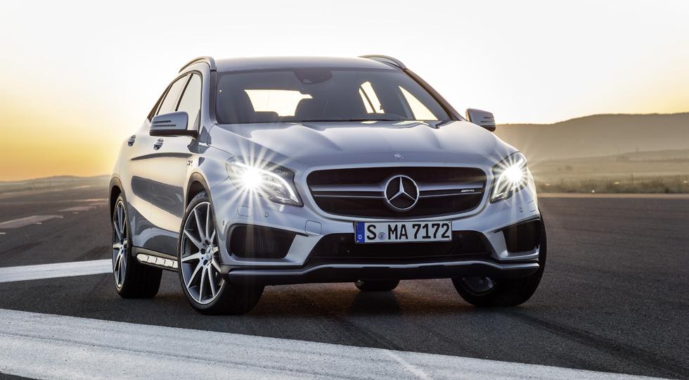 Los nuevos Mercedes para 2014